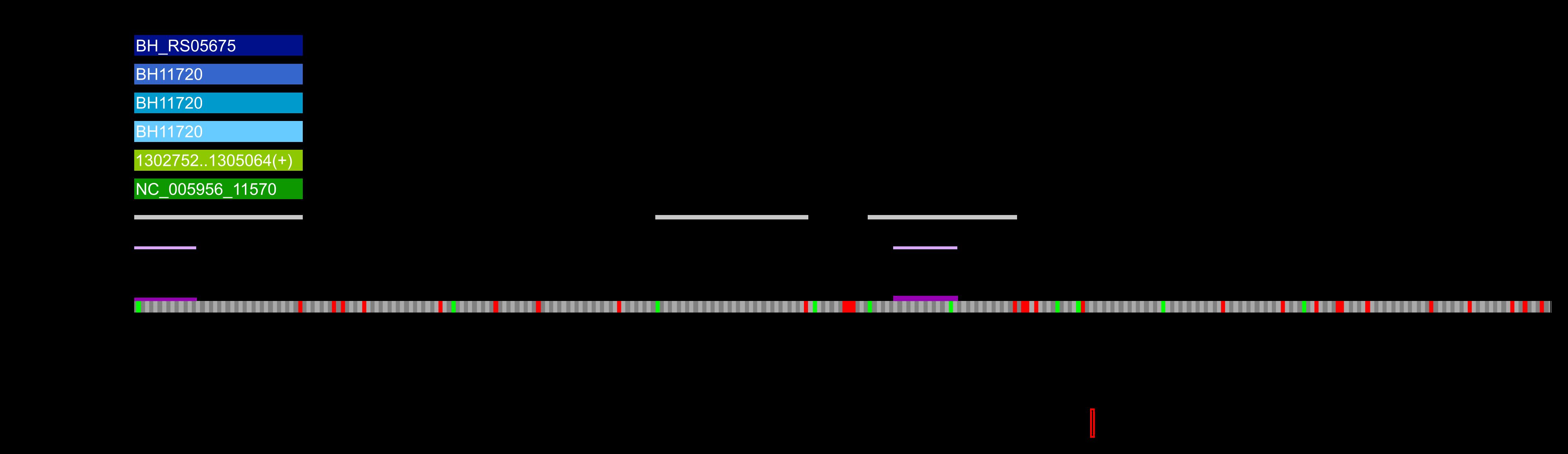Integrated Proteogenomics Database